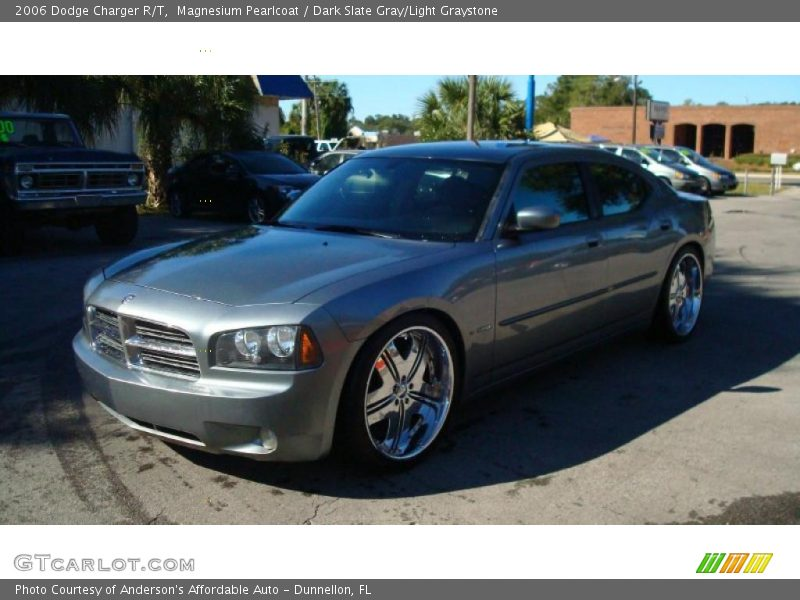 2006 dodge charger r t in magnesium pearlcoat photo no. Black Bedroom Furniture Sets. Home Design Ideas