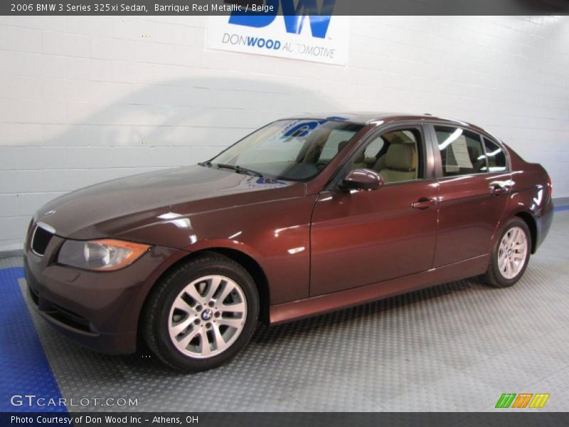 2006 bmw 3 series 325xi sedan in barrique red metallic photo no 39787362. Black Bedroom Furniture Sets. Home Design Ideas