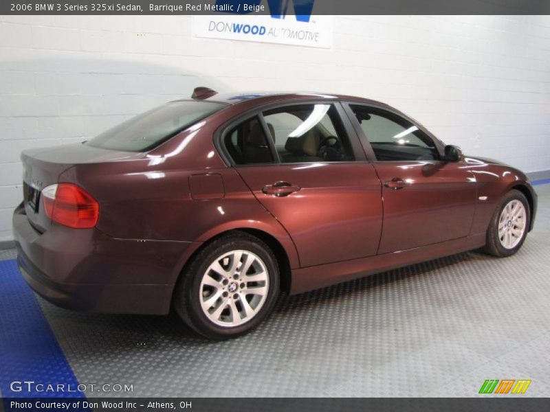 2006 bmw 3 series 325xi sedan in barrique red metallic photo no 39787398. Black Bedroom Furniture Sets. Home Design Ideas