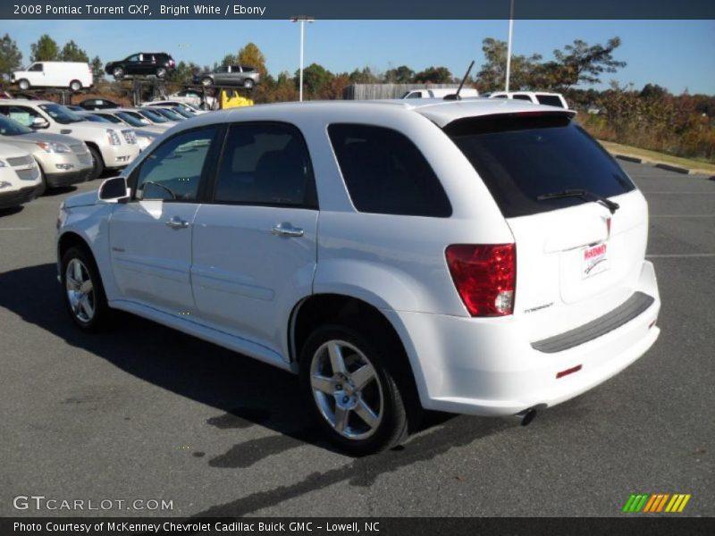 2008 Pontiac Torrent Gxp In Bright White Photo No 39822130 Gtcarlot Com