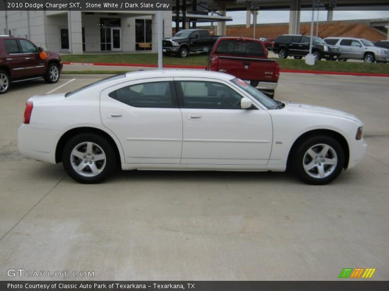 2010 dodge charger sxt in stone white photo no 39980788. Cars Review. Best American Auto & Cars Review