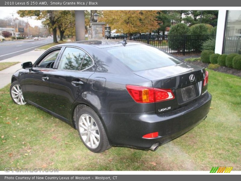 2010 lexus is 250 awd in smoky granite mica photo no. Black Bedroom Furniture Sets. Home Design Ideas