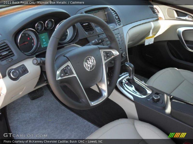 cashmere interior 2011 regal cxl photo no 40145597. Black Bedroom Furniture Sets. Home Design Ideas