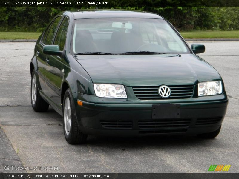 2001 volkswagen jetta gls tdi sedan in baltic green photo no 40636070. Black Bedroom Furniture Sets. Home Design Ideas