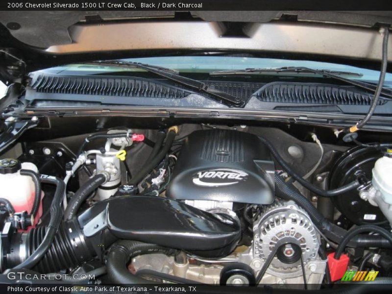 2006 Silverado 1500 LT Crew Cab Engine - 5.3 Liter OHV 16-Valve Vortec V8