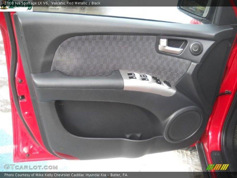 Door Panel of 2008 Sportage LX V6