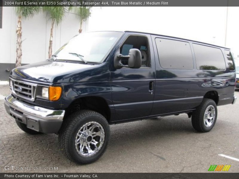 2004 Ford E Series Van E350 Super Duty Xl Passenger 4x4 In