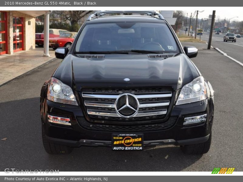 2010 mercedes benz gl 550 4matic in black photo no for Mercedes benz 550 gl