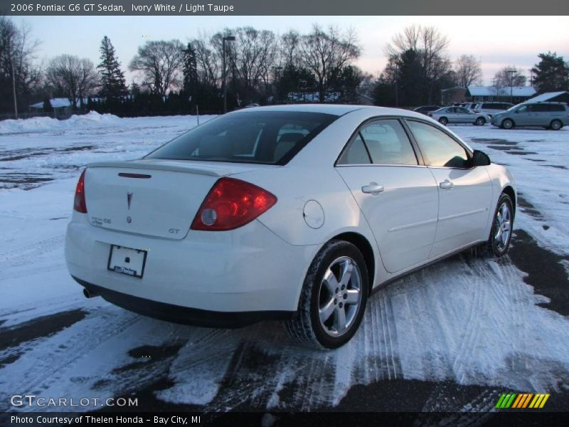 2006 pontiac g6 gt sedan in ivory white photo no 41922802. Black Bedroom Furniture Sets. Home Design Ideas
