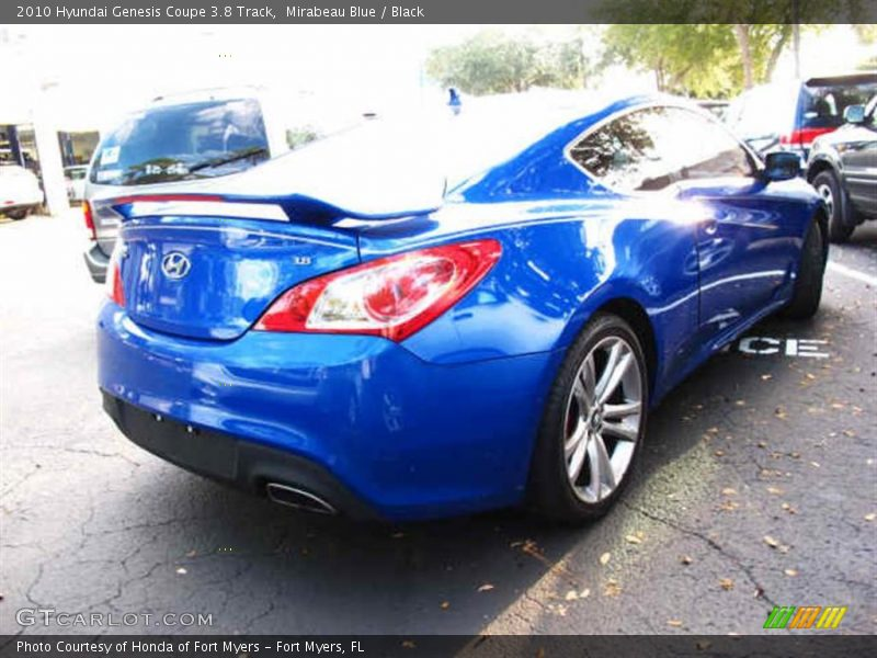 2010 hyundai genesis coupe 3 8 track in mirabeau blue photo no 42627356. Black Bedroom Furniture Sets. Home Design Ideas