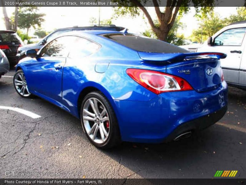 2010 hyundai genesis coupe 3 8 track in mirabeau blue photo no 42627388. Black Bedroom Furniture Sets. Home Design Ideas