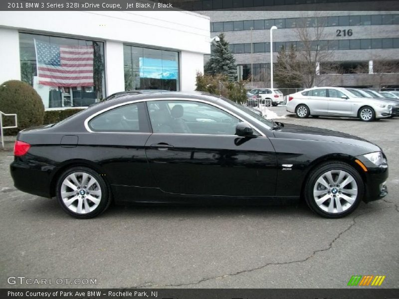 2011 3 series 328i xdrive coupe jet black photo no 42850082. Black Bedroom Furniture Sets. Home Design Ideas
