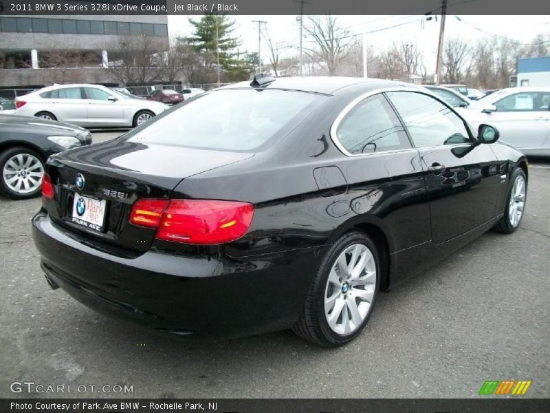 2011 bmw 3 series 328i xdrive coupe in jet black photo no 42850090. Black Bedroom Furniture Sets. Home Design Ideas