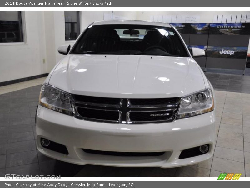 2011 dodge avenger mainstreet in stone white photo no for G stone motors used cars