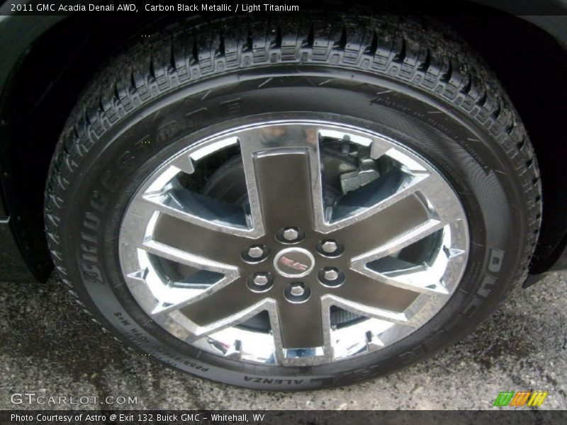 2011 Acadia Denali AWD Wheel