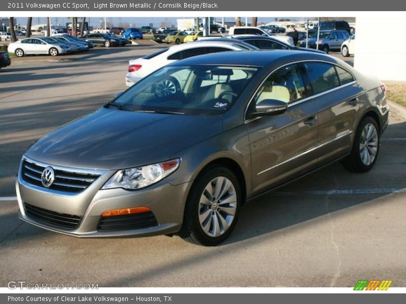 2011 volkswagen cc sport in light brown metallic photo no 43541332. Black Bedroom Furniture Sets. Home Design Ideas