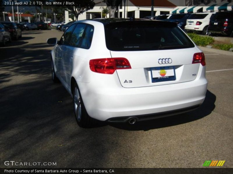 2011 Audi A3 2.0 TDI in Ibis White Photo No. 43851217 | GTCarLot.com