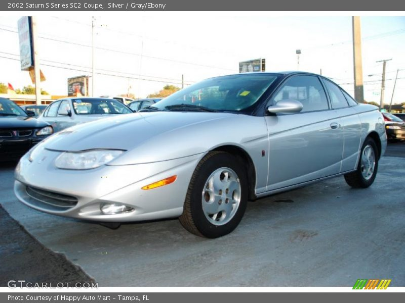 2002 saturn s series sc2 coupe in silver photo no. Black Bedroom Furniture Sets. Home Design Ideas