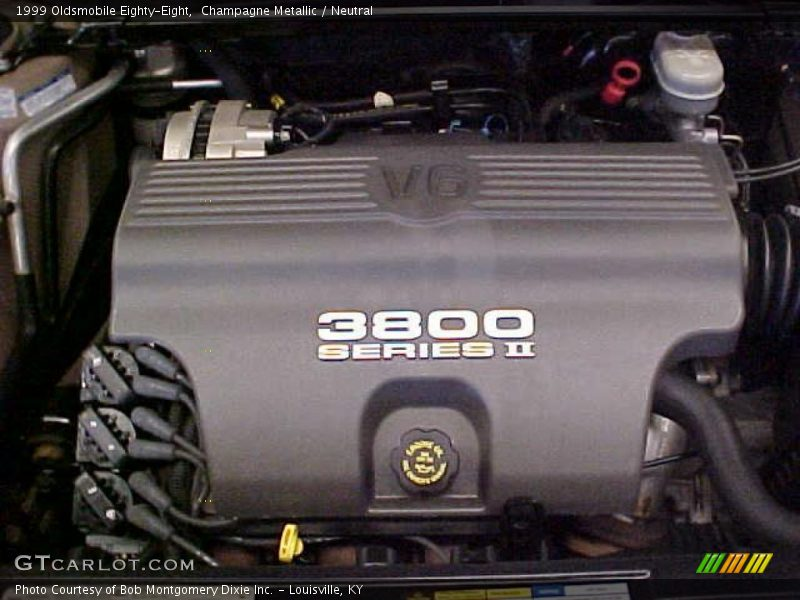 1999 Eighty-Eight  Engine - 3.8 Liter OHV 12-Valve 3800 Series II V6