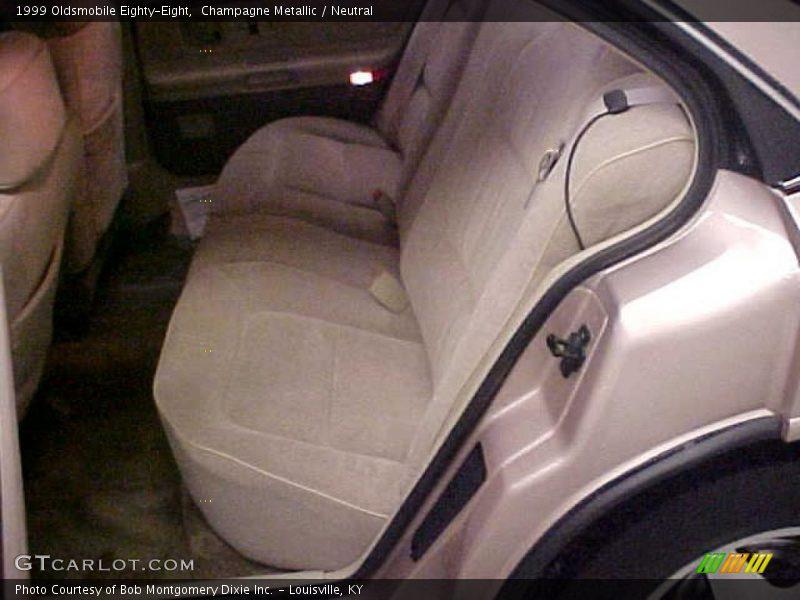 Champagne Metallic / Neutral 1999 Oldsmobile Eighty-Eight