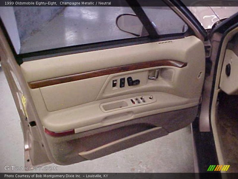 Door Panel of 1999 Eighty-Eight