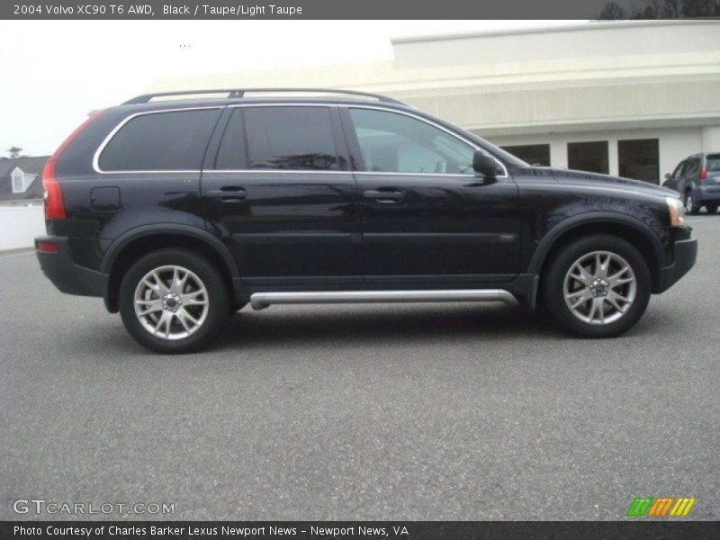 2004 volvo xc90 t6 awd in black photo no 44272093. Black Bedroom Furniture Sets. Home Design Ideas