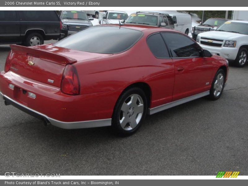2006 chevrolet monte carlo ss in victory red photo no. Black Bedroom Furniture Sets. Home Design Ideas