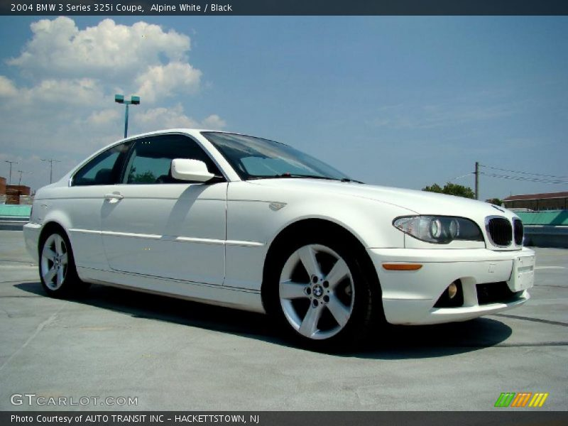 2004 bmw 3 series 325i coupe in alpine white photo no 44662567. Black Bedroom Furniture Sets. Home Design Ideas