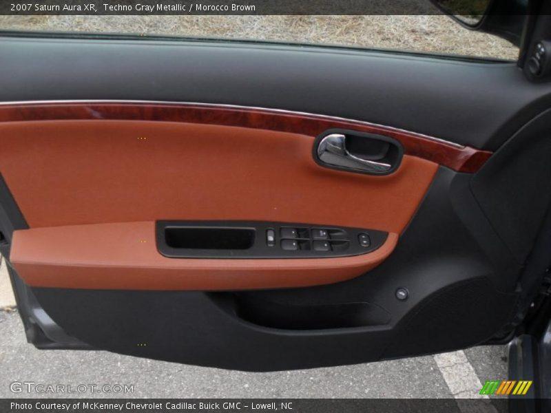 Door Panel of 2007 Aura XR