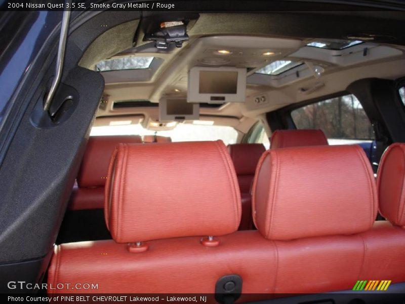 2004 quest 3 5 se rouge interior photo no 44821516. Black Bedroom Furniture Sets. Home Design Ideas