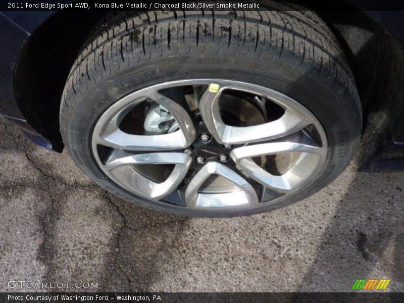 2011 Edge Sport AWD Wheel