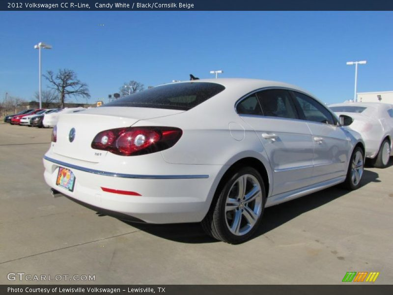2012 volkswagen cc r line in candy white photo no 45015399. Black Bedroom Furniture Sets. Home Design Ideas