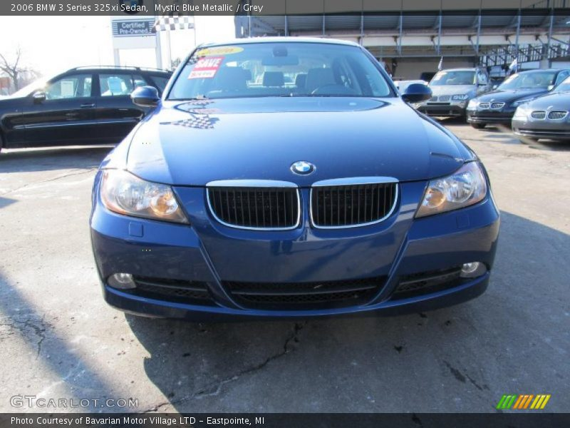 2006 bmw 3 series 325xi sedan in mystic blue metallic photo no 45475340. Black Bedroom Furniture Sets. Home Design Ideas