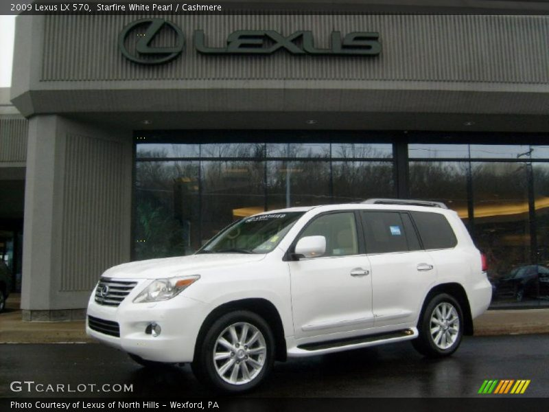 2009 lexus lx 570 in starfire white pearl photo no. Black Bedroom Furniture Sets. Home Design Ideas