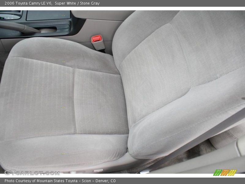 2006 toyota camry le v6 in super white photo no 46000946. Black Bedroom Furniture Sets. Home Design Ideas