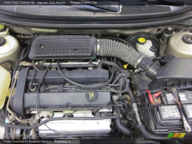 2000 Contour Se Engine