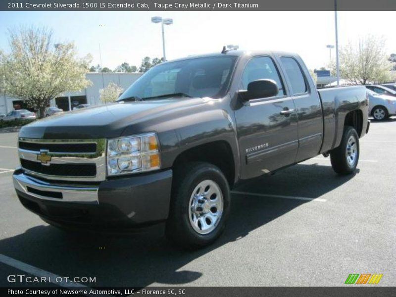 David Stanley Chevrolet Of Norman >> Taupe Gray Metallic 2011 Chevrolet Silverado 1500 Gallery | Autos Weblog