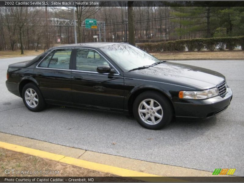 2002 cadillac seville sls in sable black photo no. Cars Review. Best American Auto & Cars Review