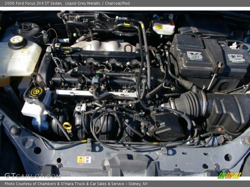 2006 focus zx4 st sedan engine 2 3 liter dohc 16v inline 4 cylinder photo no 46691444. Black Bedroom Furniture Sets. Home Design Ideas