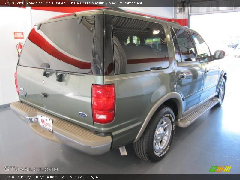 2000 ford expedition eddie bauer in estate green metallic. Black Bedroom Furniture Sets. Home Design Ideas