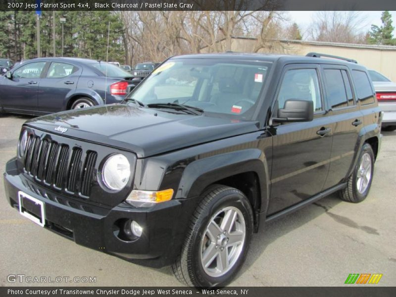 2007 jeep patriot sport 4x4 in black clearcoat photo no. Black Bedroom Furniture Sets. Home Design Ideas