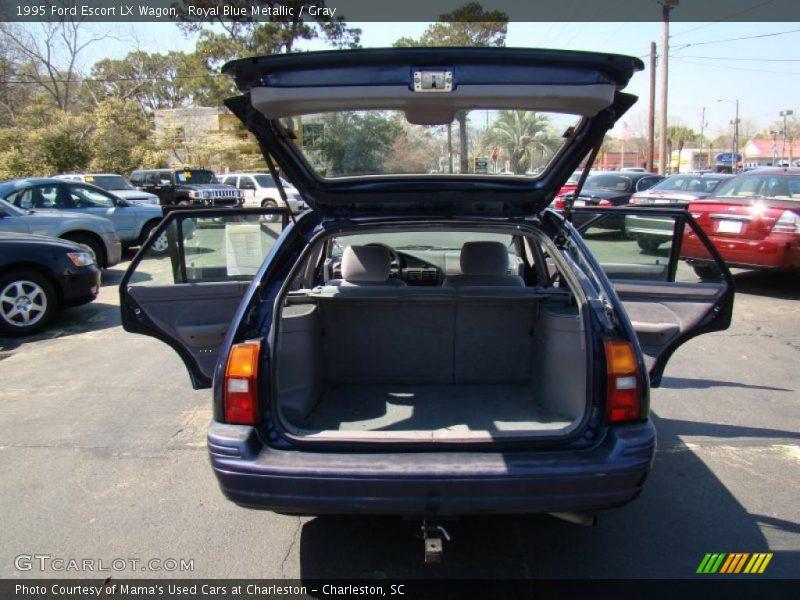 1995 escort lx wagon trunk photo no 46918778. Black Bedroom Furniture Sets. Home Design Ideas