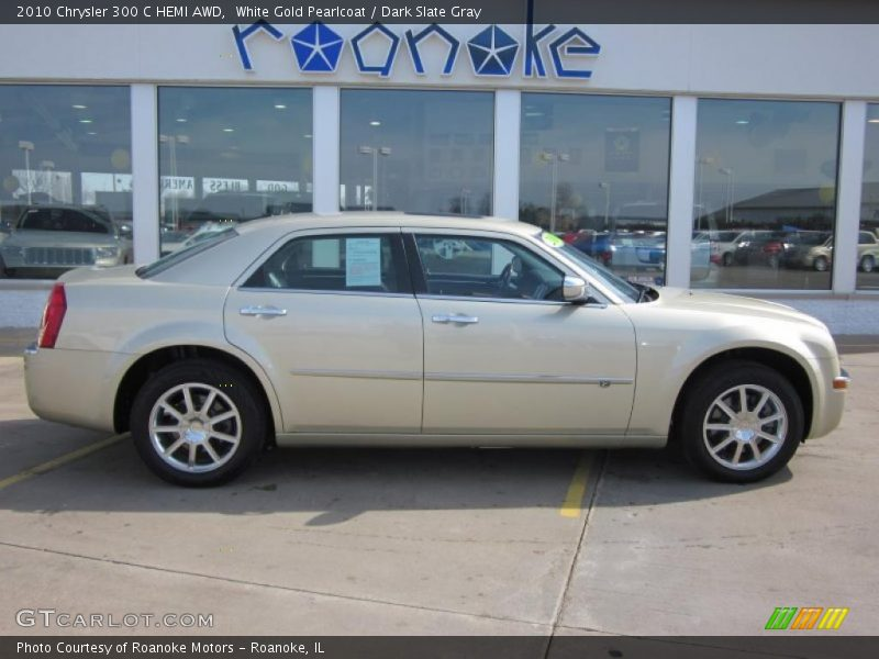 2010 chrysler 300 c hemi awd in white gold pearlcoat photo no 47097890. Black Bedroom Furniture Sets. Home Design Ideas
