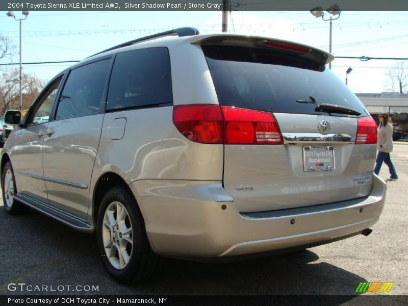 2004 toyota sienna xle limited awd in silver shadow pearl photo no 47645140. Black Bedroom Furniture Sets. Home Design Ideas