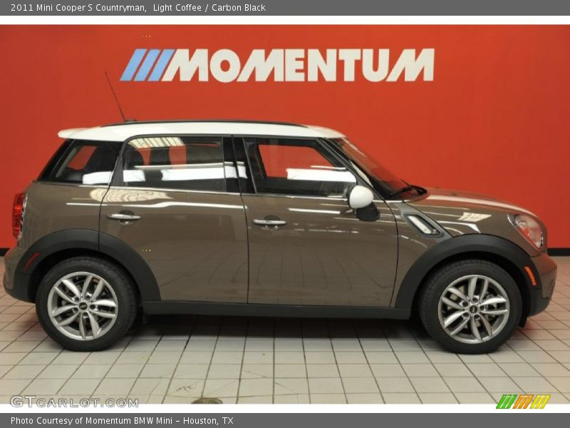 2011 mini cooper s countryman in light coffee photo no 47716889. Black Bedroom Furniture Sets. Home Design Ideas