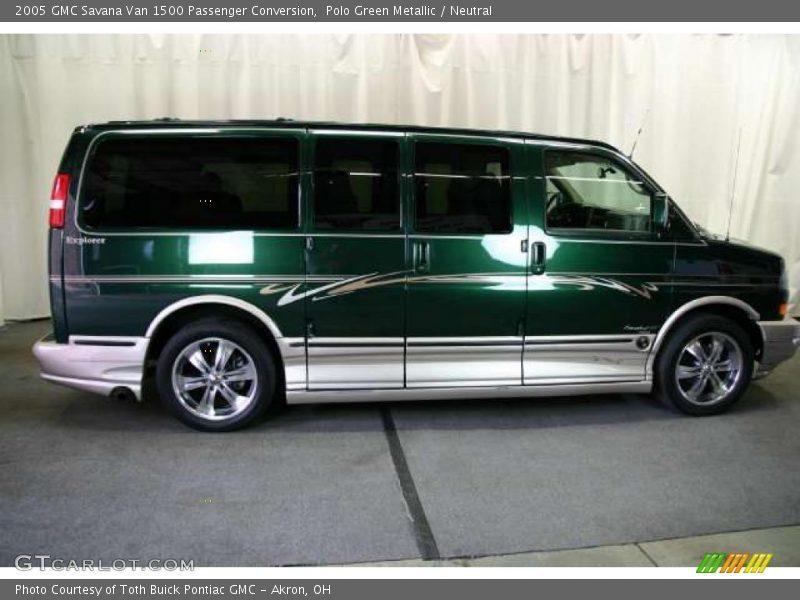 2005 gmc savana van 1500 passenger conversion in polo. Black Bedroom Furniture Sets. Home Design Ideas