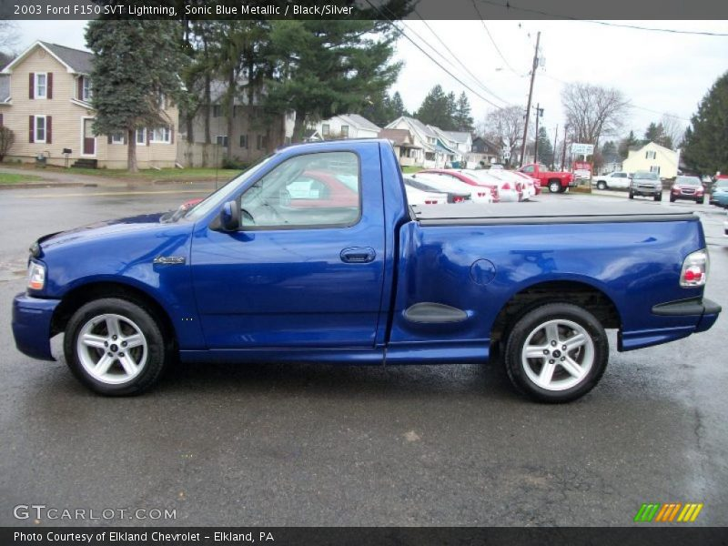 Ford Lightning Specs >> 2003 F150 SVT Lightning Sonic Blue Metallic Photo No. 48178736 | GTCarLot.com