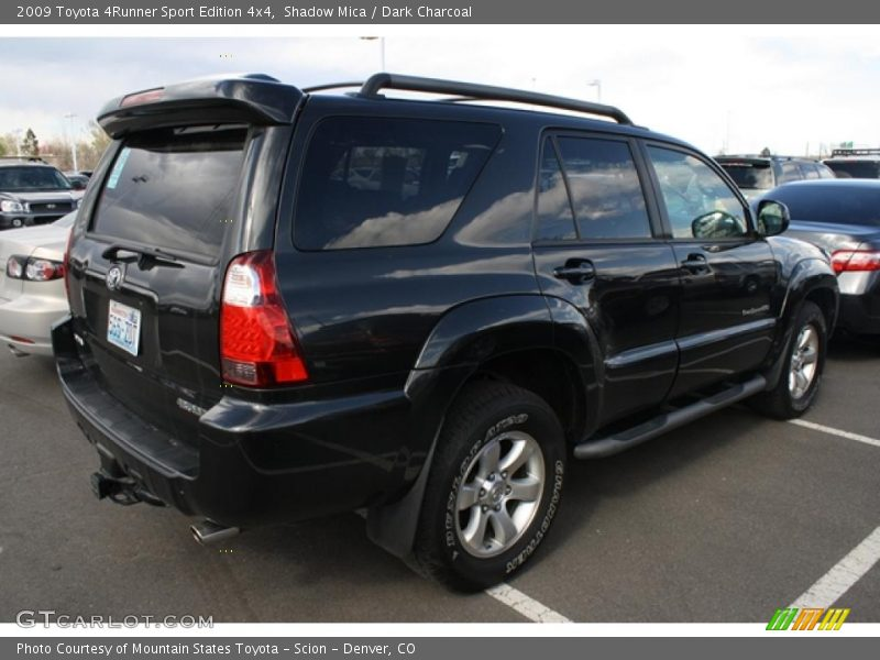 2009 toyota 4runner sport edition 4x4 in shadow mica photo. Black Bedroom Furniture Sets. Home Design Ideas