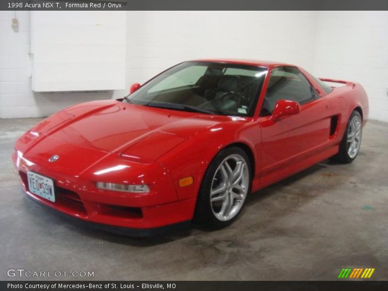 1998 Acura NSX T in Formula Red Photo No. 48459662 ...
