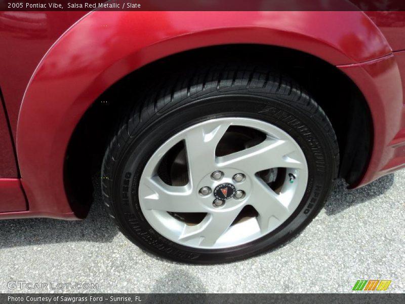 2005 Vibe  Wheel